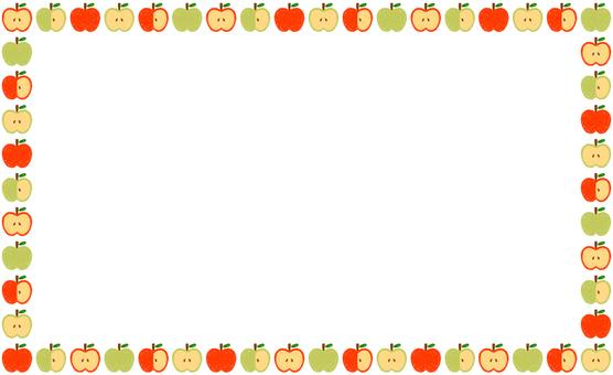 Apple frame