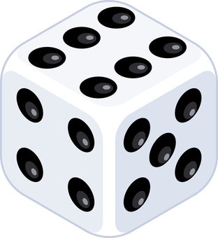 Dice of dice 6