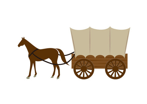Carriage (cover wagon)