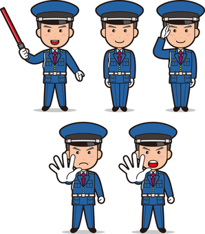 Security guard 2 (male, veteran)