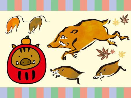 제퍼 돼지 VOL.1
