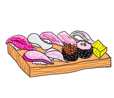 日本料理壽司
