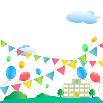 School events (school festivals, physical education festivals)