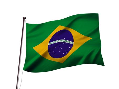 Brazilian flag image