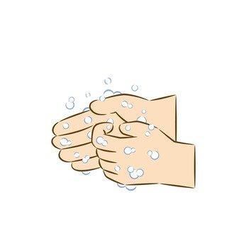 Hand wash 5