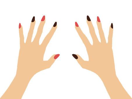 Hand nail 5