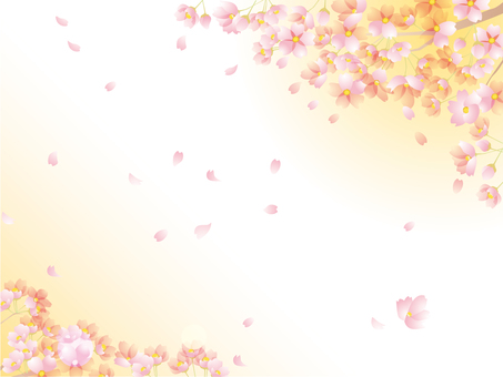 벚꽃 무늬 3-1