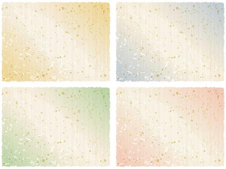 พื้นหลังกระดาษญี่ปุ่นพื้นผิวสไตล์ญี่ปุ่นวอลล์เปเปอร์ลวดลายญี่ปุ่นอัตราส่วนโปสการ์ด