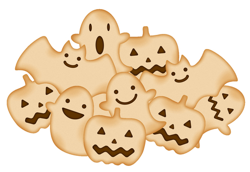 Halloween Cookie 2