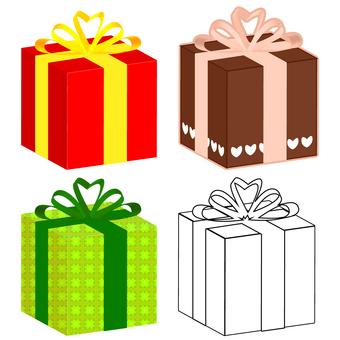 Present (CS 2 ↓)