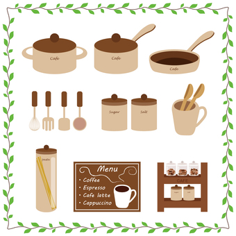 Kitchen tool set 1