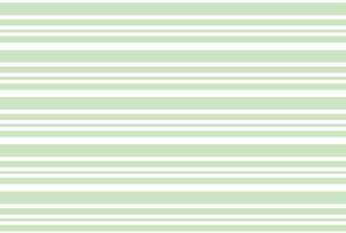Stripe pastel green