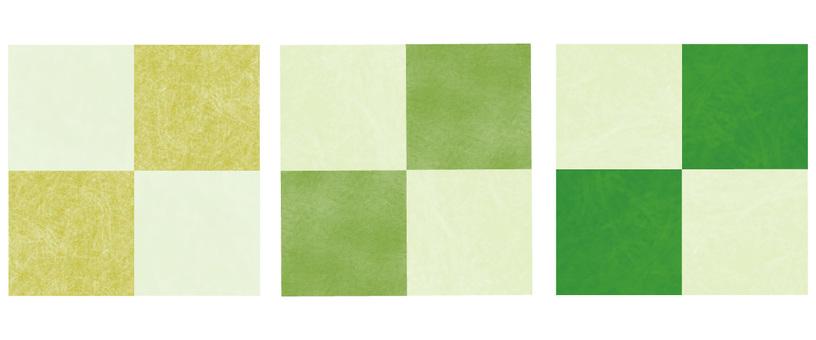 Checker pattern set 2