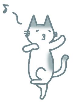 춤추는 고양이