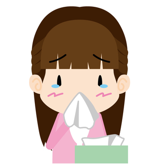 Hay fever (female)