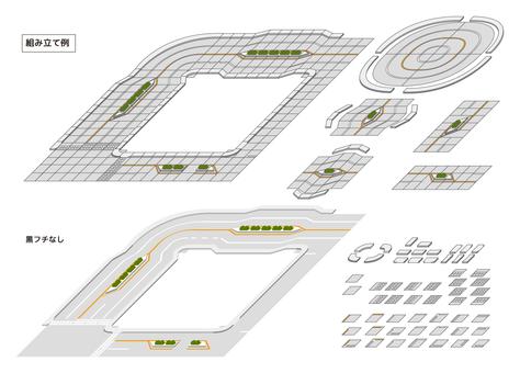 Street series road