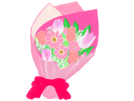 Bouquet Pink 2