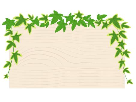Green Frame _ Ivy 1