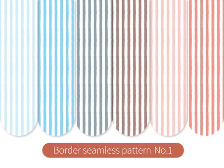 Border pattern set 1