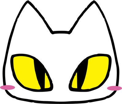 Silk cat