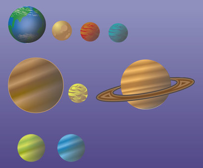 The sun is the planets 9 species