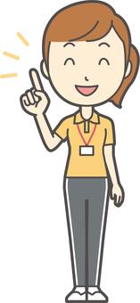 Youth Female Helper-214-Full Body