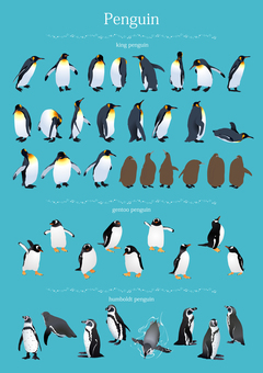 Penguin list