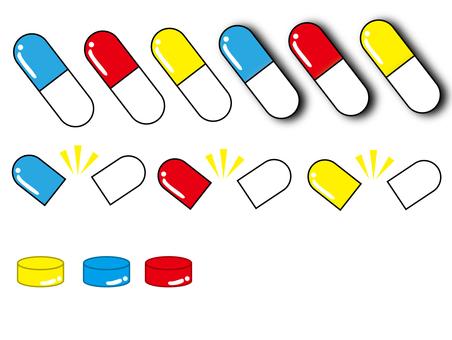 Medicine _ capsule _ tablet