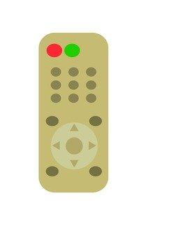 遙控器(金)