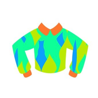 Collared shirt · colorful 2