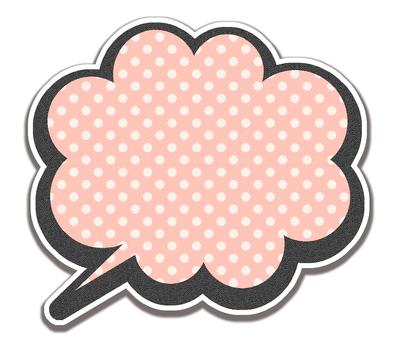 Balloon polka dots