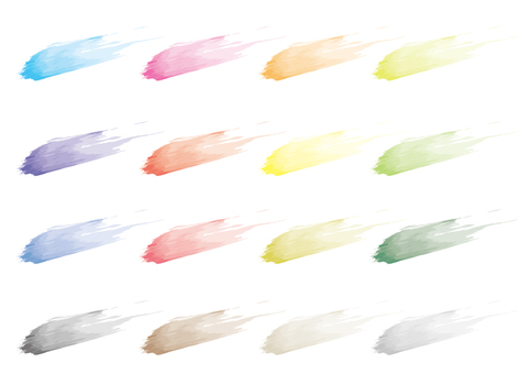 Watercolor brush _ 1