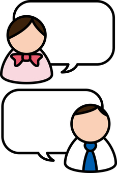 Business - conversation