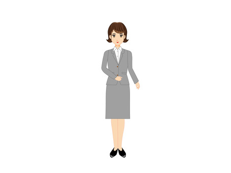 Working Woman (Suit 2)