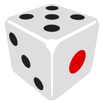 Dice (face of 5)