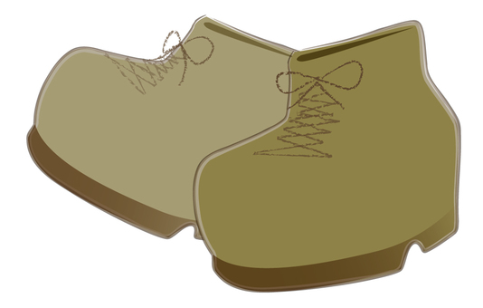 登山鞋(變形)