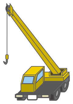 City Series Crane Car