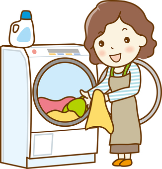 Women to wash 01