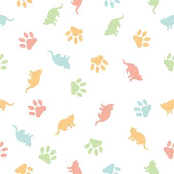 Cat pattern 3