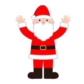 Santa Claus whole body 02