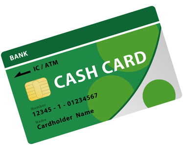 Cash card 2