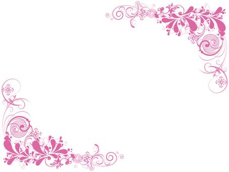 Frame pink