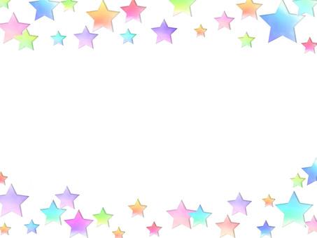 Star frame 9
