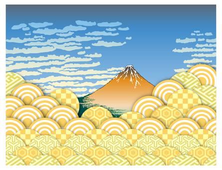 Ukiyo-e style image