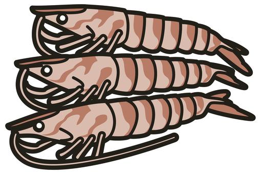 Car shrimp