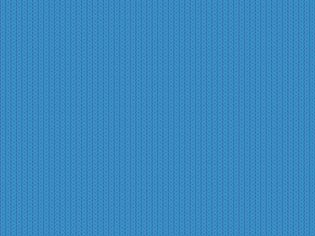 Knitting background (blue)