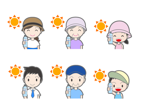 Summary of measures against heat stroke