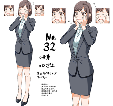OL山田さん32