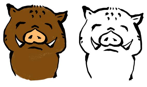 돼지 조디악 12