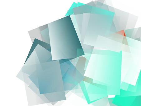 刷新的天藍色被定調子的背景設計